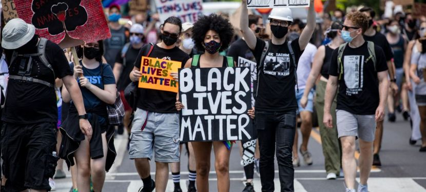 Black Lives Matter: Yesterday, Today, Tomorrow, andForever.